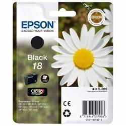 Epson Cartucho T1801 Negro