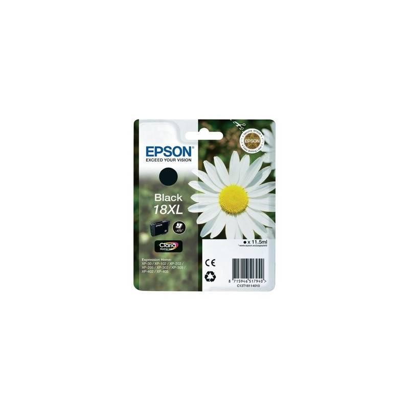 Epson Cartucho T1811XL Negro