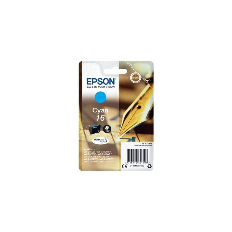 Epson Cartucho T1622 Cian