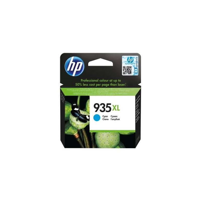 HP 935XL Cartucho Cian C2P24AE Officejet 6230