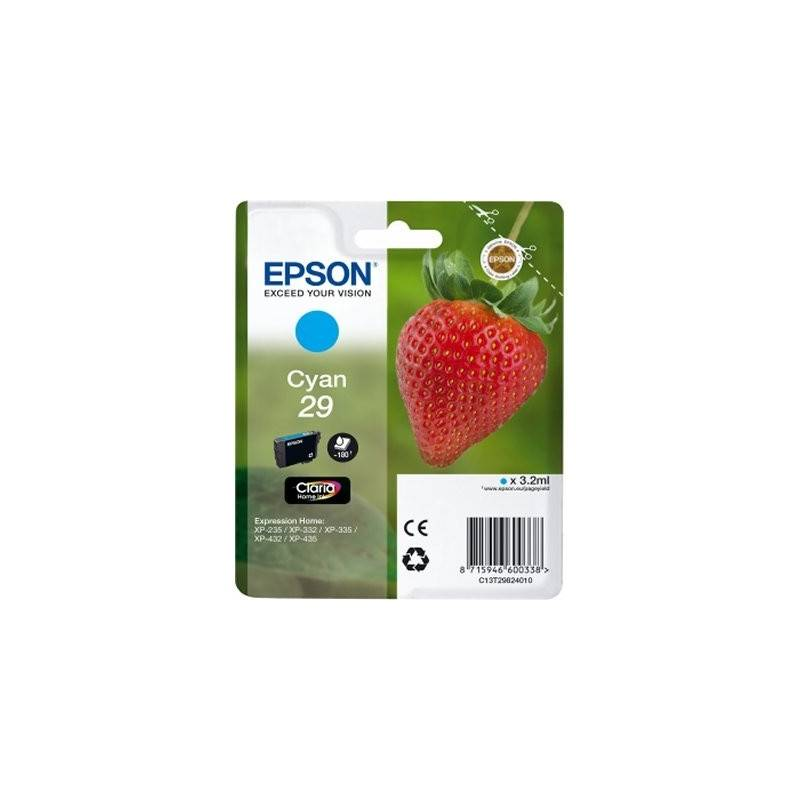 Epson Cartucho T2982 Cian