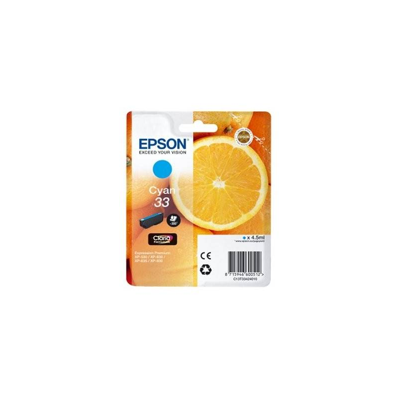 Epson Cartucho T3342 Cian
