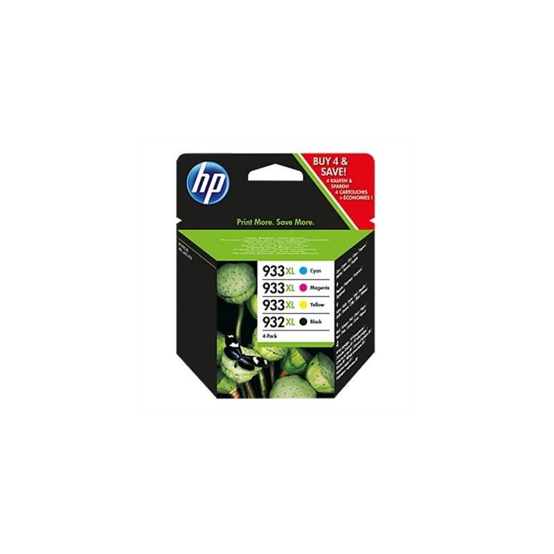 HP 932XL 933XL multipack 4colores 2P42AE