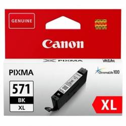 Canon Cartucho CLI 571BK XL Negro