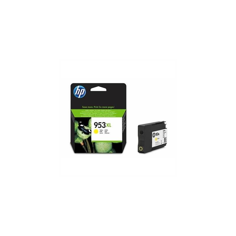 HP 953XL Cartucho Amarillo F6U18AE Officejet 8710