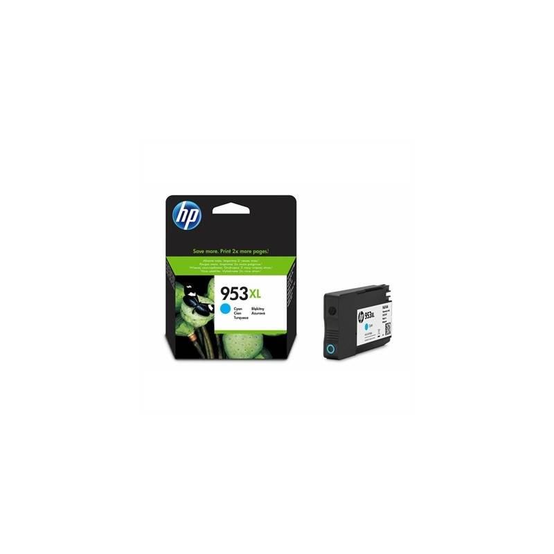 HP 953XL Cartucho Cyan F6U16AE Officejet 8710