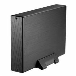 TooQ TQE 3527B caja HDD 35 SATA3 USB 30 Negra