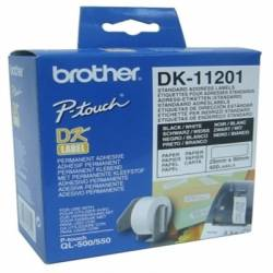 BROTHER Etiquetas Direccion 29x90mm QL550