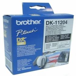 BROTHER Etiquetas Multi Uso QL550