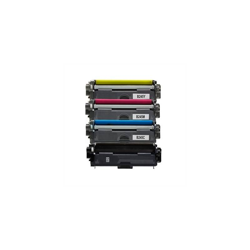 INKOEM Toner Compatible Brother TN241 TN245 Magent