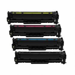 INKOEM Toner Compatible HP CF352A N130 Amarillo