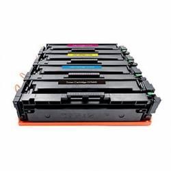 INKOEM Toner Compatible HP CF542X 203X Amarillo