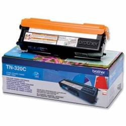 BROTHER TN320C Toner Cyan DCP 9055 9270