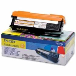 BROTHER TN320Y Toner Yellow DCP 9055 9270