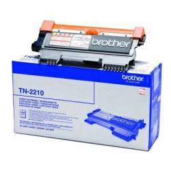 BROTHER TN2210 Toner Negro HL 2240 50D 70DW