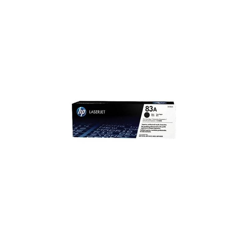 HP CF283A toner Laserjet negro 1500 pag