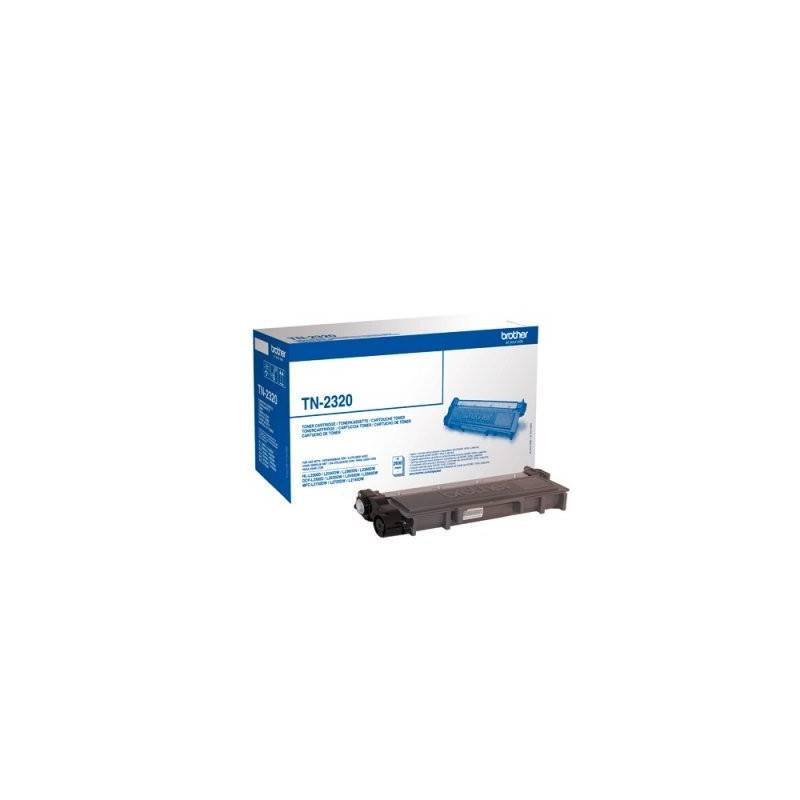 BROTHER TN2320 Toner Negro MFCL2740DW