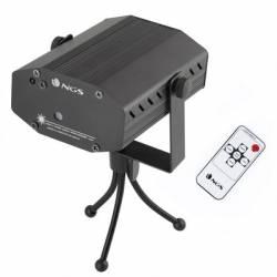 NGS Proyector de Luces Laser de Fiesta