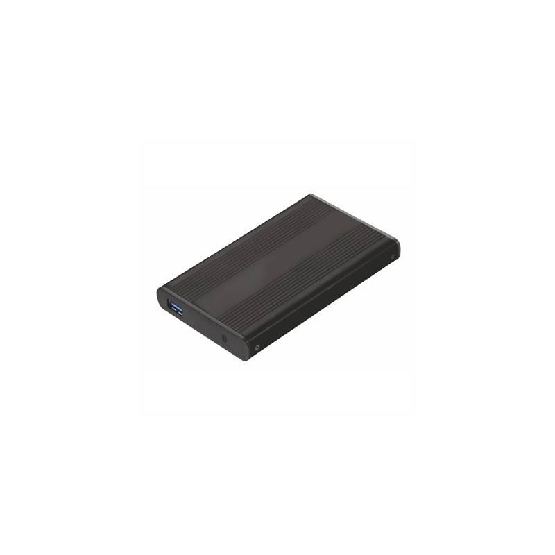 TooQ TQE 2524B caja HD 25 SATA3 USB 30 Negra
