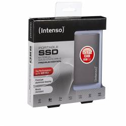 Intenso 3823440 SSD Externo 256GB 18 Antracita