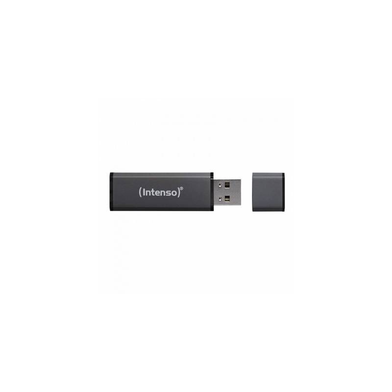 Intenso 3521471 Lapiz USB Alu line 16GB Antracita