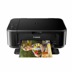 Canon Multifuncion Pixma MG3650 Duplex Wifi Negra