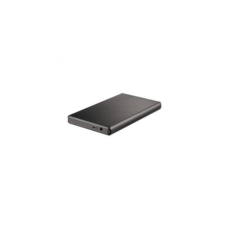 TooQ TQE 2522B caja HD 25 SATA3 USB 30 Negra
