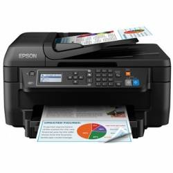 Epson Multifuncion WorkForce WF 2750DWF Wifi Fax
