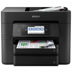 Epson Multifuncion WorkForce WF 4740DTWF Wifi Fax