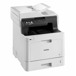 Brother DCP L8410CDW 31ppm 256MB Dual USB WIFI
