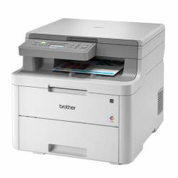 Brother DCP L3510CDW Led Color 18ppm USB Red Wifi