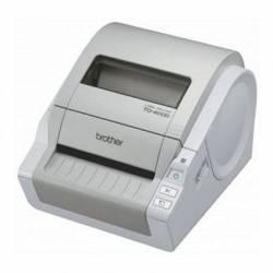 Brother TD 4000 termica de etiquetas USB Serie