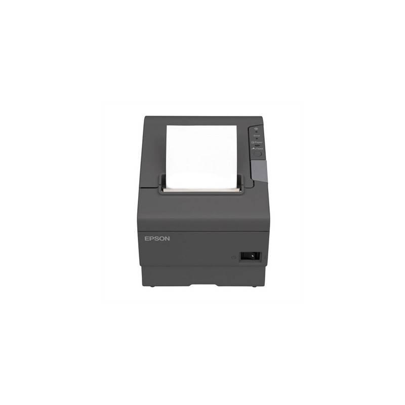 Epson Impresora Tickets TM T88VI Usb Ethern Corte