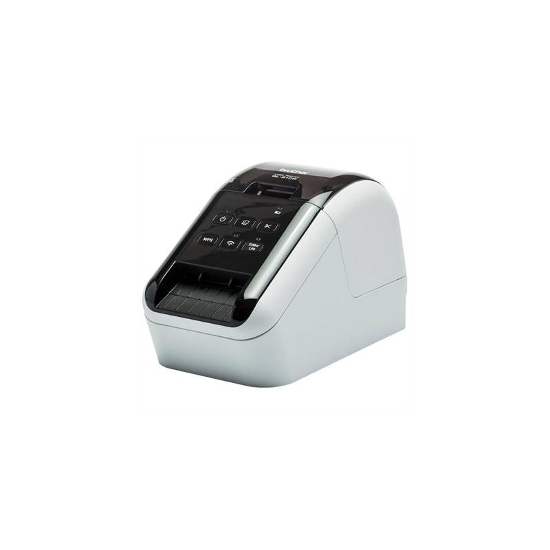 Brother QL810W Impresora Etiquetas negro rojo Wifi