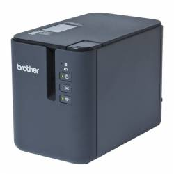 Brother PTP900W rotulelecprof conexPC wifi
