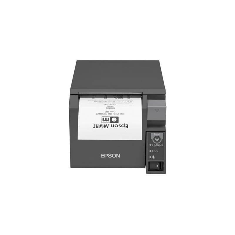 Epson Impresora Tiquets TM T70II UsbEthernet Ng