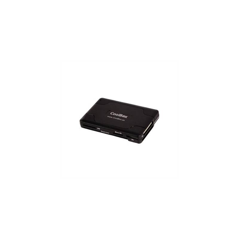 CoolBox Multilector externo con DNI CRE 065