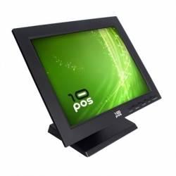 10POS Monitor Tactil 15 TS 15 Negro Vesa