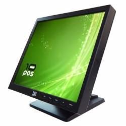 10POS Monitor Tactil 17 TS 17 Negro