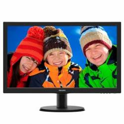 Philips 193V5LSB2 Monitor 185 LED 16 9 5ms VGA