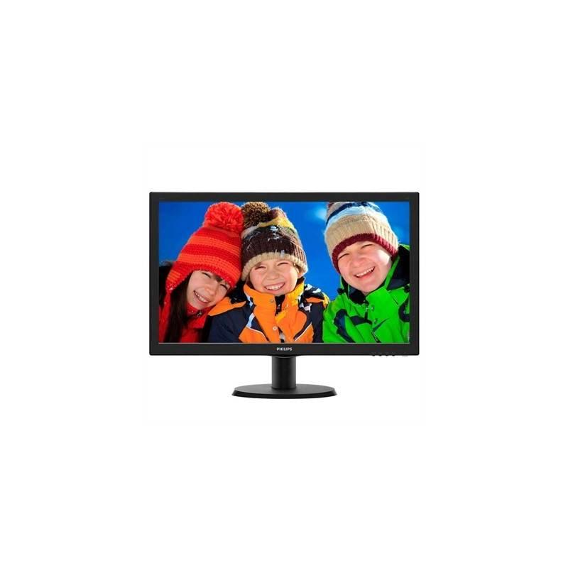 Philips 193V5LSB2 Monitor 185 LED 16 9 5ms VGA