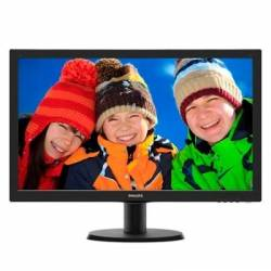 Philips 243V5LHSB Monitor 24 Led 16 9 VGA DVI HDM