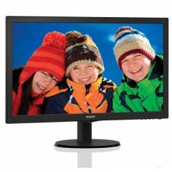 Philips 243V5LHSB Monitor 24 Led 16 9 VGA DVI HDM