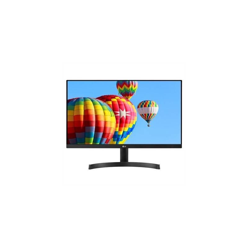 LG 24MK600M B Monitor 238 IPS FHD 2xHDMI VGA