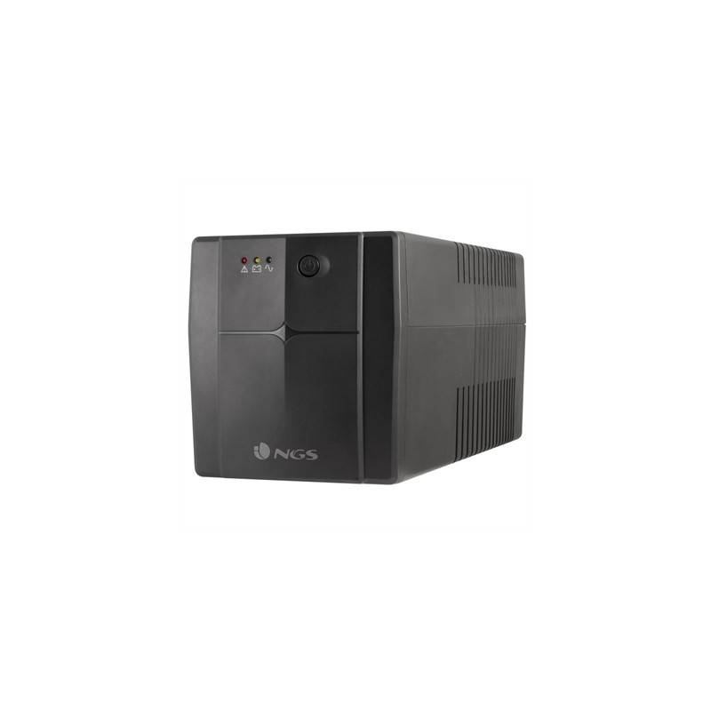 NGS Sai FORTRESS 1500V2 UPS 720W AVR 3 SHUCKO