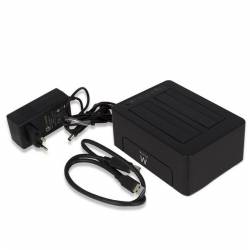 Ewent EW7014 Dock Station Dual 25 35 USB 31