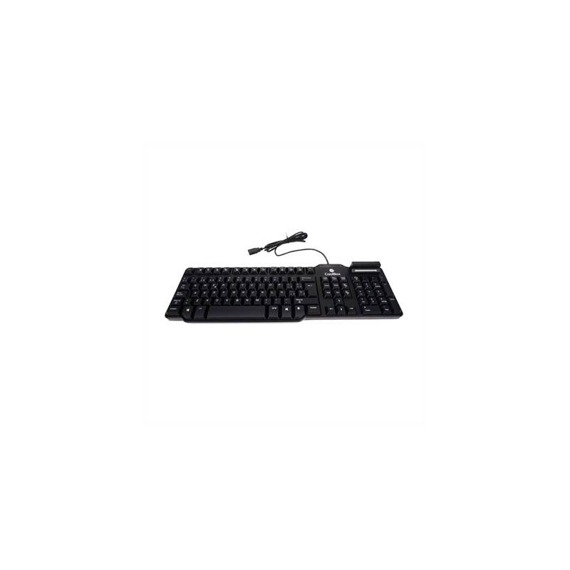 CoolBox teclado USB LECTOR DNI