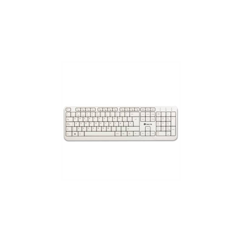 NGS teclado USB spike 12 teclas multimedia