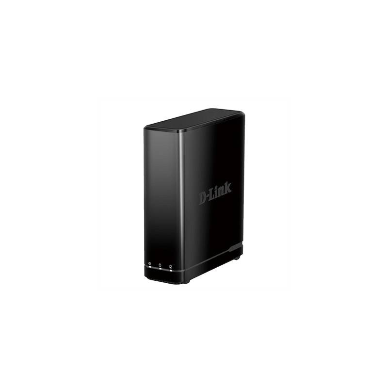D Link DNR 312L NVR 9 Canales RED H264 1 Bay