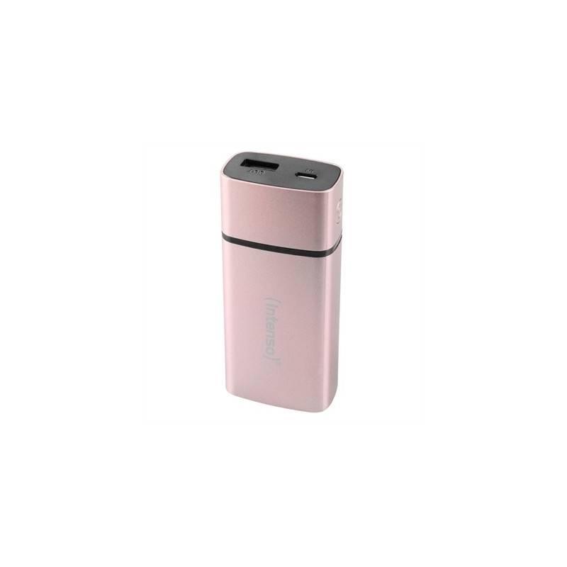 Intenso Powerbank PM 5200mAh Metal Finish Rosa